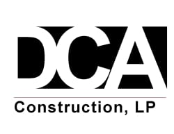 DCA Construction logo