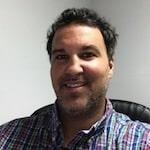 Daniel Garcia, sales consultant at Ja-Mar Rooging.
