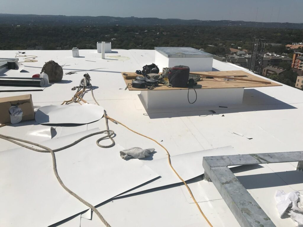 Roof Project Villas On Rio Ja Mar Roofing Amp Sheet Metal